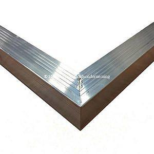 daktrim hoek aluminium