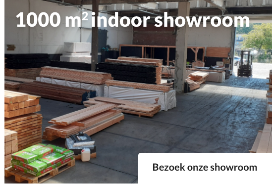 Indoor Showroom Hollandse Handelsonderneming Houthandel