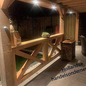 spotjes veranda inbouw